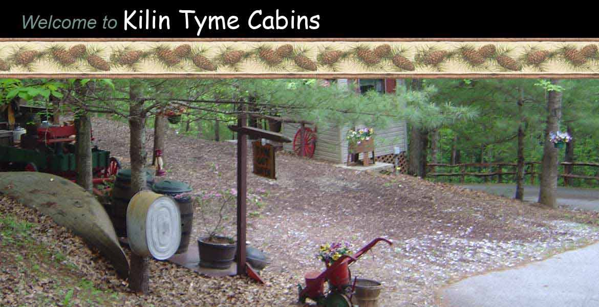 Kilin Tyme Cabins - mountain cabins for rent